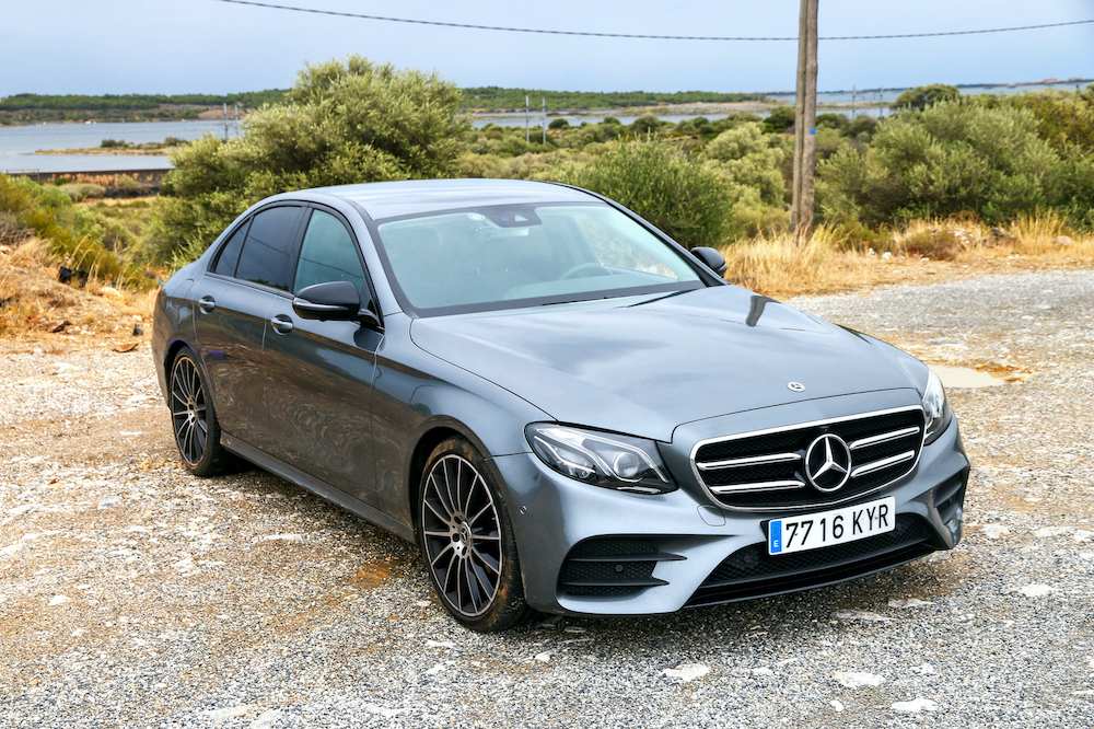 E-class mercedes for certified preowned