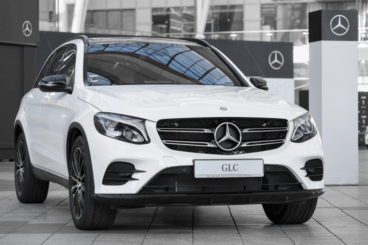 GLC-Class Mercedes